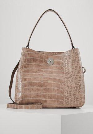 FEODORA - Handbag - taupe