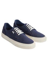 M. Moustache - ALEXANDRE - Sneakers laag - navy blue - 1