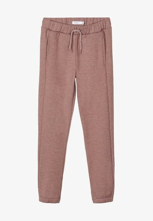 Tracksuit bottoms - twilight mauve