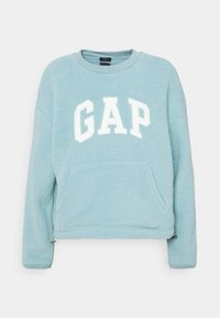 GAP - SHERPA - Fleece jumper - island blue - 0
