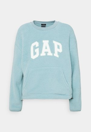 SHERPA - Fleece jumper - island blue