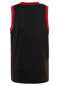 Jordan - JUMPMAN CLASSICS II  - Top - black/gym red - 1