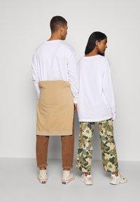 RETHINK Status - UNISEX - Long sleeved top - white - 2