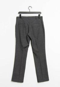 Mango - Trousers - grey - 1