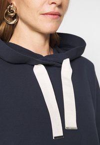 Marc O'Polo - HOODEY - Hoodie - dark night - 5