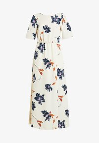 Vero Moda Tall - VMKIMMIE ANCLE DRESS - Maxi šaty - birch/kimmie - 4