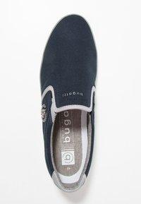 Bugatti - ALFA - Slip-ons - dark blue - 1