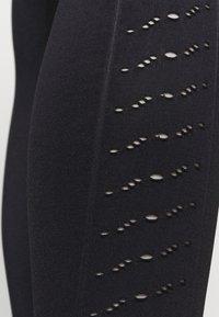Cotton On Body - LIFESTYLE SEAMLESS YOGA ONESIE - Gym suit - black - 5