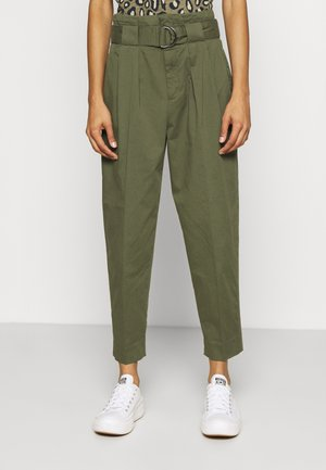TAPER TROUSER - Trousers - flight jacket
