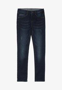 s.Oliver - Slim fit jeans - dark blue denim - 2