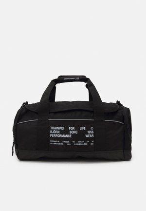 STAN SPORTS BAG - Sports bag - black