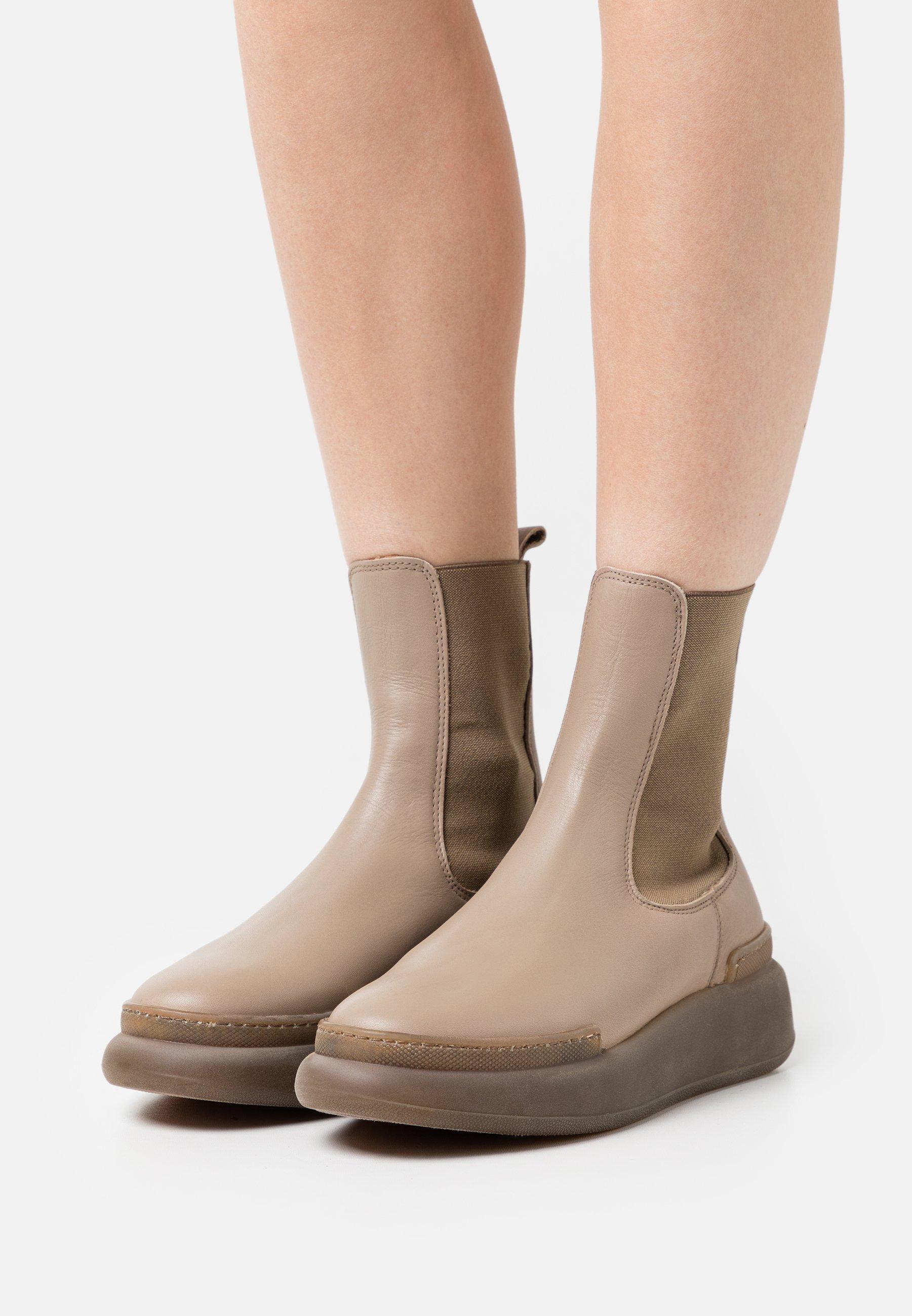 Women SIGNE - Platform ankle boots