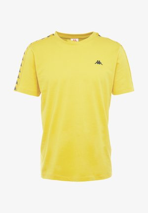 GRENNER - Camiseta estampada - sulphur