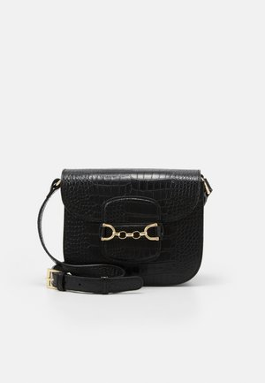 DIANA  - Across body bag - black