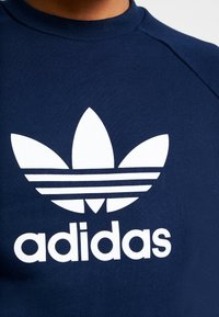 adidas Originals - TREFOIL CREW UNISEX - Sweatshirt - collegiate navy - 5