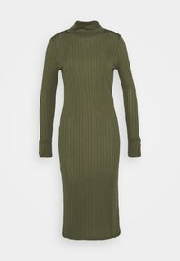 VMVILJA DRESS - Shift dress - ivy green