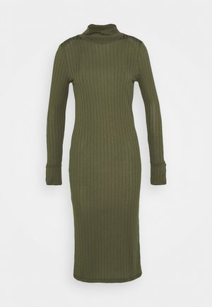 VMVILJA DRESS - Etuikjole - ivy green
