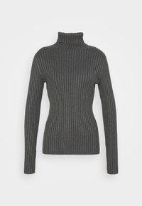 Soyaconcept - DOLLIE - Pullover - dark grey melange - 4