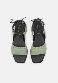 lilimill - Sandals - pesto - 5