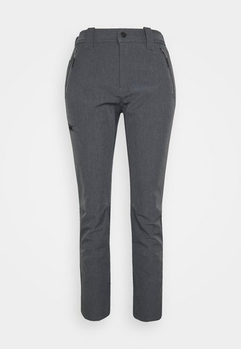 ARCOLA - Outdoor trousers - lead grey
