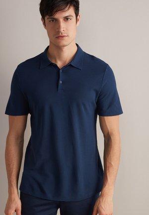 Polo shirt - blu fondale