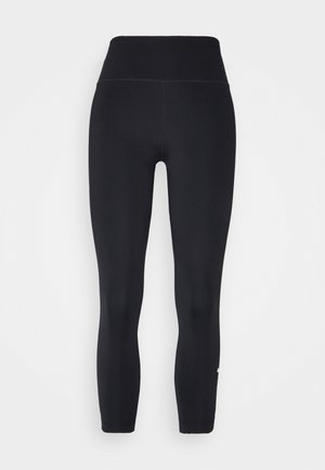 ONE CROP - Legginsy - black