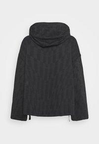 Nike Sportswear - HOODIE - Sweatshirt - black/smoke grey - 7