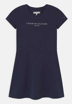 ESSENTIAL SKATER  - Vestido informal - twilight navy