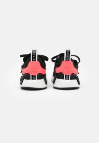 adidas Originals - NMD_R1 BOOST SPORTS INSPIRED SHOES UNISEX - Sneakers - core black/signal pink/footwear white - 2
