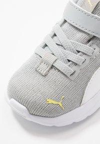 Puma - ANZARUN LITE IRIDESCENT - Obuwie do biegania treningowe - high rise/white/sunny lime - 2