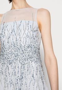 Adrianna Papell - SLEEVELESS BEADED GOWN - Occasion wear - serenity - 4