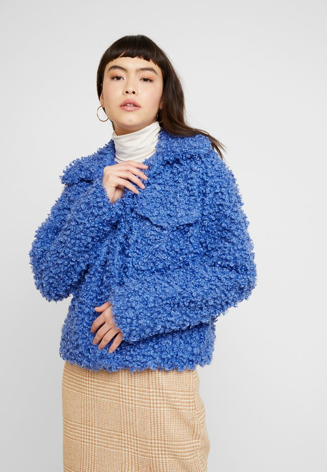TIFFANY - Winter jacket - blue sodalite
