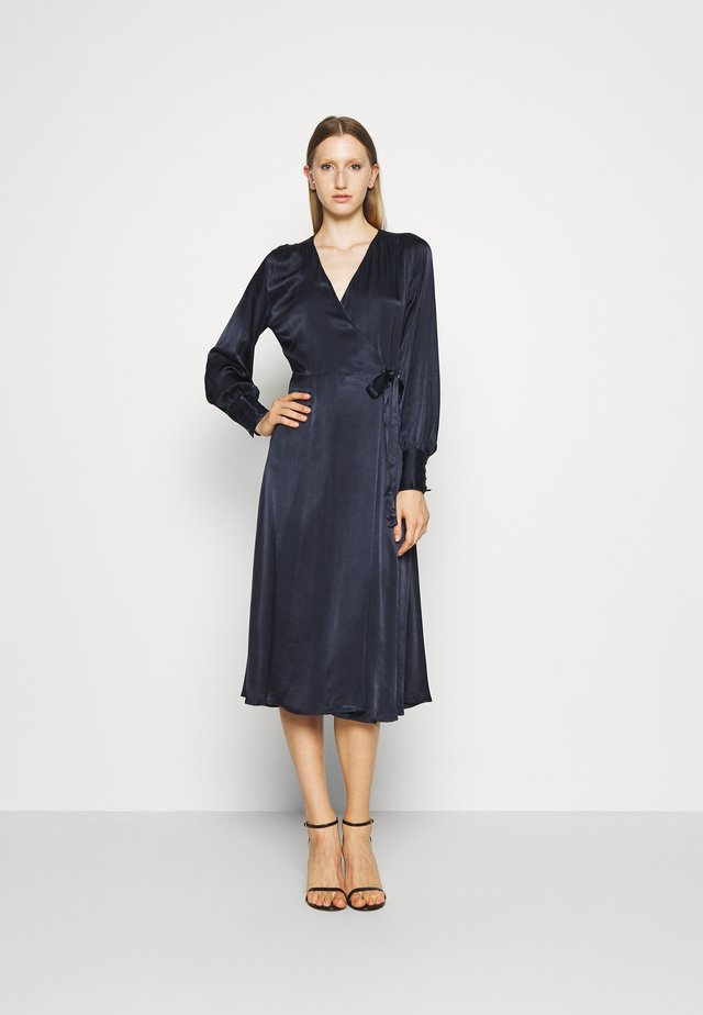 SOFIA NOORA DRESS  - Day dress - navy