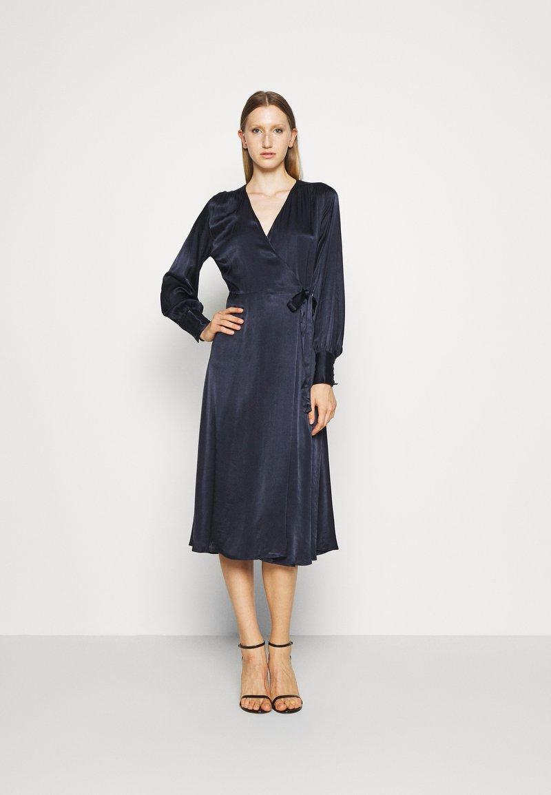 Bruuns Bazaar - SOFIA NOORA DRESS  - Day dress - navy