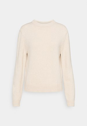 JOLIE SWEATER - Jumper - beige/ecru