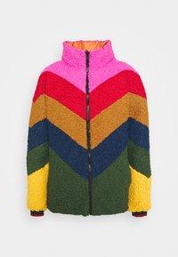 Farm Rio - MIXED MACAW PUFFER - Winter jacket - multi - 2