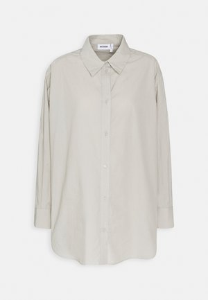 EDYN - Button-down blouse - grey mole