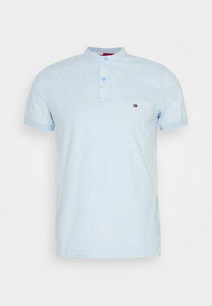 LUXURY STRETCH MAO SLIM - T-shirt - bas - blue