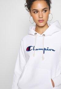 Champion Reverse Weave - Huppari - white - 3
