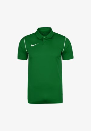 Football merchandise - pine green / white