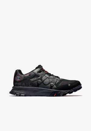 GARRISON  - Sneakers - dk grey schoeller