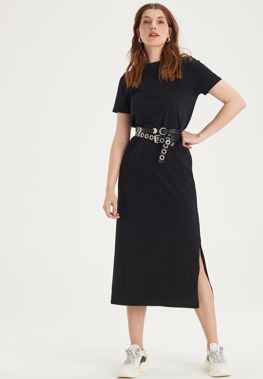 Damen SALLY DRESS - Jerseykleid