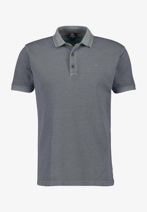 Polo shirt - cement grey