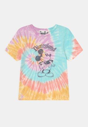 TEEN GIRLS LICENSE CLASSIC TEE DISNEY - Print T-shirt - multi-coloured