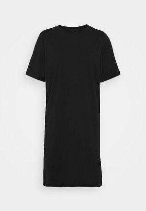 PCRIA - Robe en jersey - black