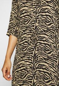Soaked in Luxury - ZAYA DRESS - Day dress - beige - 5