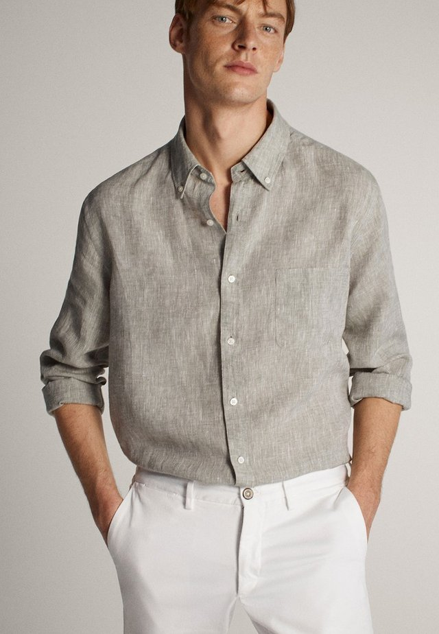 Koszula - light grey