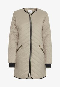 b.young - BYBERTA  - Winter coat - sesam - 4