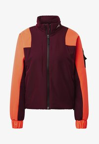 adidas Performance - BACK-TO-SPORT LINED INSULATION JACKET - Sports jacket - red - 7