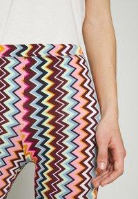 M Missoni - Leggings - Trousers - multicolor - 5